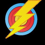 logotipo electroafina electricidad, raul costeira